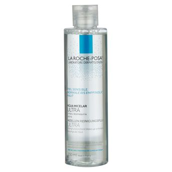 Combo La Roche Posay Agua Micelar 200ml + Hyalu B5 Serum 30ml