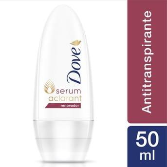 Desodorante Antitranspirante Dove Renovador 50ml