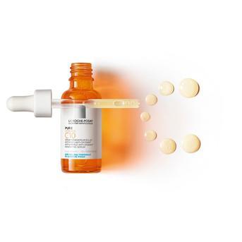 Combo Antiedad La Roche Posay Retinol B3 + Vitamin C10