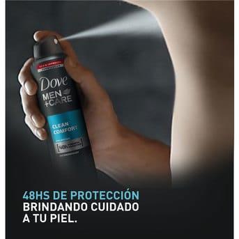 Desodorante Antitranspirante En Aerosol Dove Cuidado Total 150ml