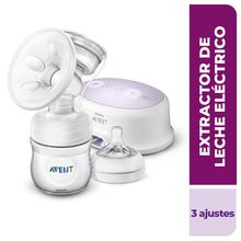 Sacaleche Avent Electrico Natural Sfc332/31