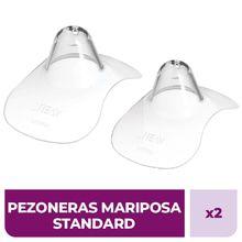 Protector De Pezones Avent Mediano (21 Mm) Sin Bpa Scf153/03