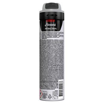 Desodorante Ap Aerosol Antibacterial Rexona Men 90g