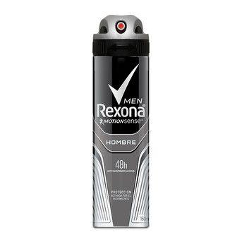 Desodorante Ap Aerosol Rexona Hombre 90g