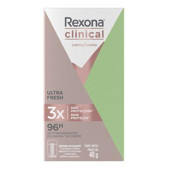Desodorante en barra Rexona Wom Clinical Ultra Fresh x48gr