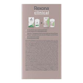 Desodorante Crema Rexona Wom Clinical Ultra Fresh A/T 48g