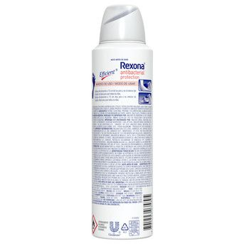 Efficient Antibacterial Ap Desodorante x153ml