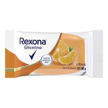 Jabón de glicerina Citrus 90g