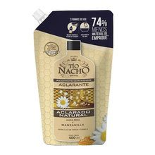 Tio Nacho RECARGABLE Acondicionador Aclarante 400 ml