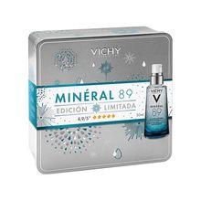 Vichy Mineral 89 Acido Hialuronico Kit Navidad  50ml