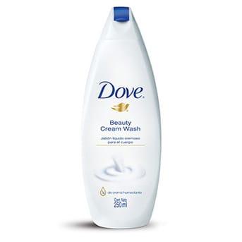 Jabón Líquido Cuerpo Botella Dove Original 250ml