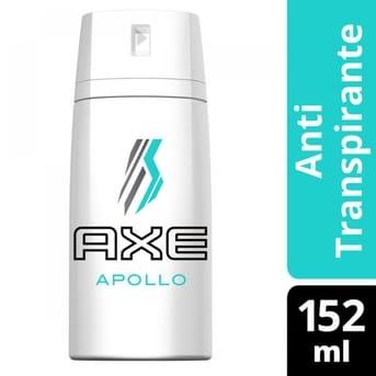 Apollo Seco Desodorante x152ml (90gr) A/T x1U