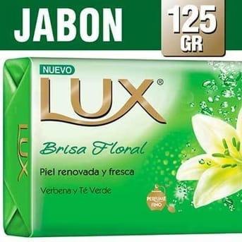 Jabón en Barra Lux Brisa Floral 125g