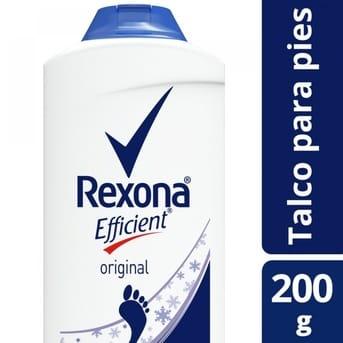 Talco para Pies Rexona Efficient 6x200g