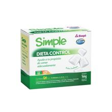 Bagó Simple Dieta Control Chicles Confitados x 96 Unidades