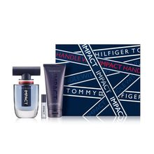 Set Perfume Tommy Impact 100ml + Face Moisturizer + Mini 4ml