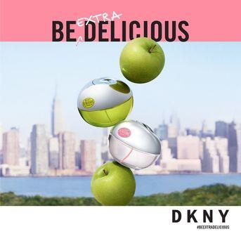 Perfume Mujer Dkny Be Extra Delicious Edp 100ml Edición Ltd
