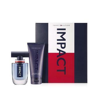 Set Perfume Tommy Impact 50ml + Hair&Body Wash 100ml