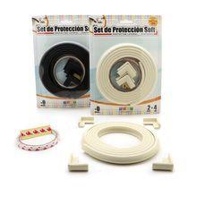 Baby Innovation Protector De Laterales (2M) Y Punteras Soft (4)