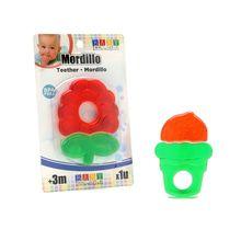 Baby Innovation Mordillo Rojo-Verde 3M+ 1 Unidad