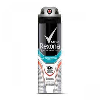 Desodorante Ap Aerosol Antibacterial Rexona Fresh 90g