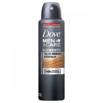 Desodorante Antitranspirante Talco Mineral Y Sandalo 150ml