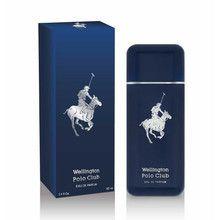 Perfume Hombre Wellington Polo Club Azul Edp 90ml
