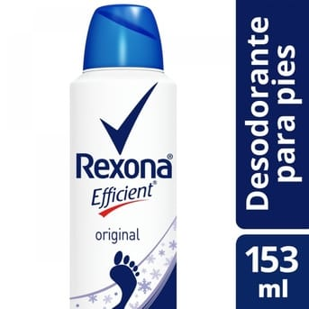 Desodorante Rexona Efficient 88g (153ml)