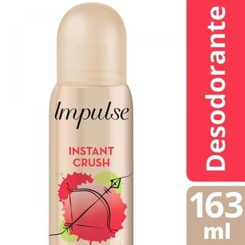 Desodorante Impulse Instant Crush 107g