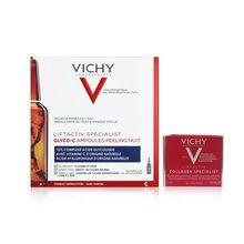 Vichy Liftactiv Ampollas Glyco C Peeling Noche 30u + Mini Collagen Specialist de Regalo!