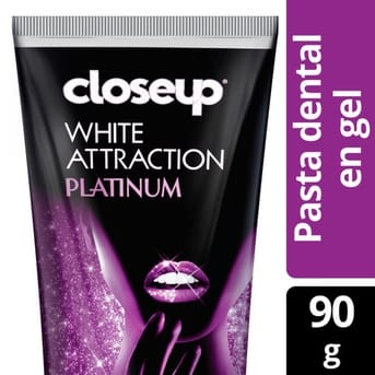 Crema Dental Platinum 90gr