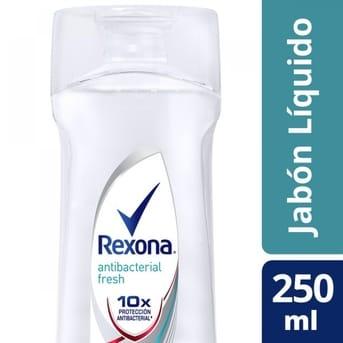 Antibacterial Fresh Jabon Liquido 250ml