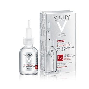 Vichy Liftactiv Supreme H.A. Epidermic Filler Serum Antiedad con Ácido Hilaurónico