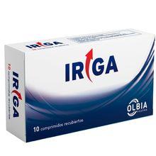 Iriga Suplemento Disfunción Sexual Masculina 10 Comprimidos
