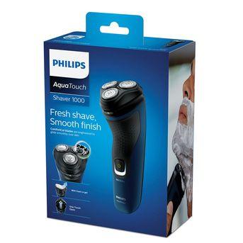 Afeitadora Eléctrica Philips en Seco o en Húmedo S1121/41