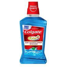 Enjuague Bucal Colgate Total 12 Clean Mint 500ml