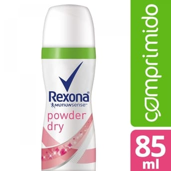 Desodorante Ap Aerosol Rexona Powder Dry 56g