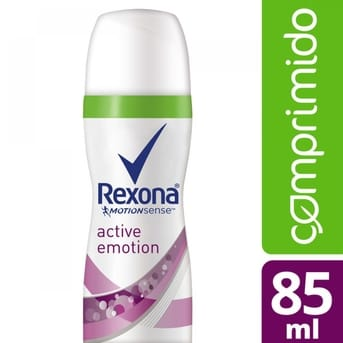 Desodorante Ap Aerosol Rexona Active Emotion 85ml