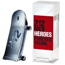 Perfume Carolina Herrera 212 Vip Heroes Men Edt 90ml