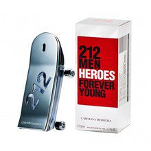 Perfume Carolina Herrera 212 Vip Heroes Men Edt 50ml