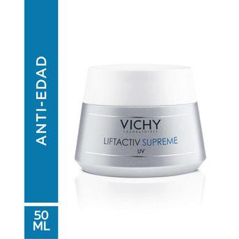 Tratamiento Antiarrugas Vichy Liftactiv UV Supreme 50ml