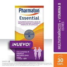 Pharmaton Essential Aceite De Pescado Complejo B 30 Capsulas