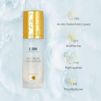 Isdin Isdinceutics Serum Hyaluronic Concentrate Ácido Hialurónico 30ml