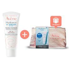 Avene Kit Poder Del Agua Hydrance Legere UV 25% off y Regalo