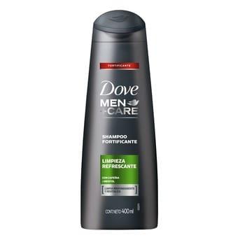 Shampoo Dove Men+Care Limpieza Refrescante 400ml