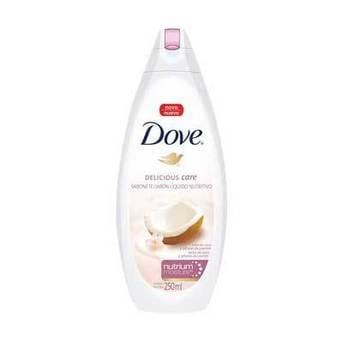 Jabón Líquido Dove Leche de Coco 250ml
