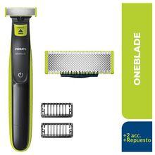 Kit Oneblade Philips Afeitadora + Repuesto