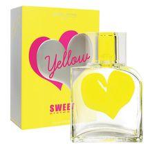 Perfume JEANNE ARTHES Sweet Sixteen Yellow EDP 100ml