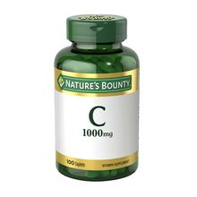 Natures Bounty Vitamina C x 100 Tab