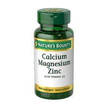 Natures Bounty Calcium-Magnes-Zinc X 100Cps